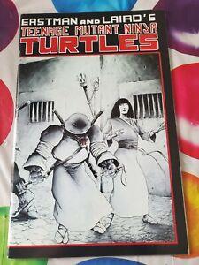 Teenage Mutant Ninja Turtles #17 1st print Eastman and Laird Mirage Studios