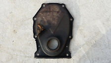 1978 Mopar Dodge truck D300 Midnite Express big block 440 timing chain cover
