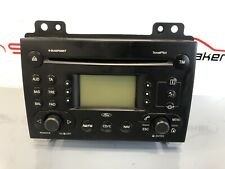 Genuine Ford Fiesta Mk6 ST150 - Blaupunkt Travelpilot CD Player With Code - Used