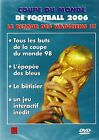 DVD - COUPE DU MONDE DE FOOTBALL 2006 - LE RETOUR DES MAGICIENS -D16