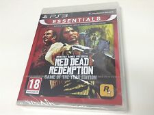 RED DEAD REDEMPTION GAME OF THE YEAR EDITION  . Pal España..Certificado...Paypal