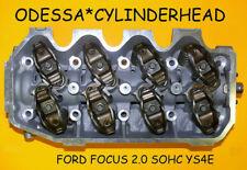 FORD FOCUS  2.0 SOHC #YS4E CYLINDER HEAD COMPLETE REBUILT