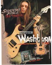 2004 Peavey Rotor Gitarre Graphic Novel Style Comic Klassische Printanzeige