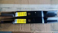 "Murray Mower Blade Set of 2 91871HT 92002 92002E701 40"" Cut"
