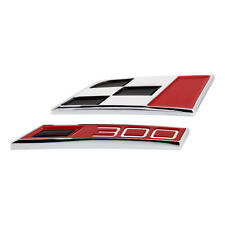 Schriftzug Logo CUPRA 300 Raceflag Seat Leon 5F Emblem Zeichen badge