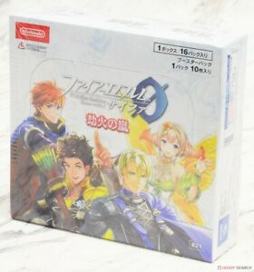 Sealed Box of TCG Fire Emblem 0 (Cipher) Booster Pack [Conflagrati	4902370546019