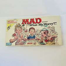 Vintage The Mad Magazine Board Game - Parker Brothers