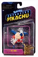 New Pokemon Detective Pikachu MR.Mime Figure