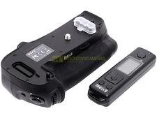 Nikon impugnatura verticale compatibile per Nikon D500. Battery grip tipo MB-D17