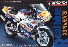 NSR50 GAG BIKE ROTHMANS DECAL SET