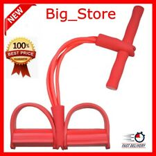 Body Stretching Fitness Tummy Trimmer PullUp Exerciser For Home Red Gym Yoga