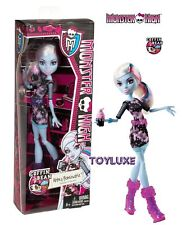 Monster High COFFIN BEAN ABBEY BOMINABLE Doll New Coffee Shop Cafe Latte Ghouls