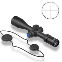 DISCOVERY HD 5-25X50SFIR FFP 1/10MIL Zero Lock Illuminated Hunting Rifle Scope
