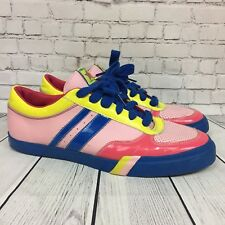 Pro Keds Mens Shoes 12 Retro 80s Colors Pink Blue Yellow Summer 2007 Collection