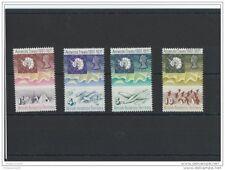 LOT : 082015/036A - ANTARCTIQUE BRITANNIQUE 1971 - YT N° 39/42 NEUF SANS CHARNIE