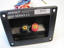 ENERGY PRO SERIES 2.5, 2-WAY CROSSOVER