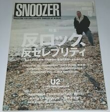 DAFT PUNK RADIOHEAD AT THE DRIVE IN MARILYN MANSON JAPAN IMPORT MAGAZINE U2 REM