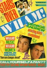 Stars Over Wham! Magazine 1985