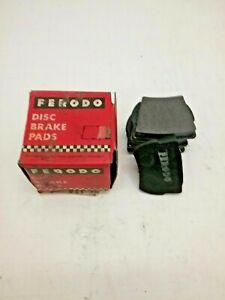 Lotus Elan Ferodo Rear Disc Race Brake Pads Part# FD.524.G.DS11 Made In UK
