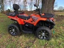 Quadzilla Cforce 450 Quad bike, 2018 farm ATV, road legal 2 yr warranty, inc vat
