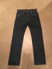 HUGO BOSS Loose Regular Size Jeans for Men