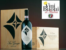 """6 Bottles BRUNELLO DI MONTALCINO DOCG 2010 """" UGOLFORTE """" TENUTA SAN GIORGIO"""