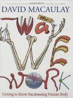 Way We Work by Macaulay, David Book The Fast Free Shipping