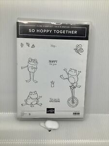 Stampin' Up!**SO HOPPY TOGETHER Stamp Set