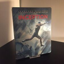 Inception Blu-Ray Steelbook - Amazon Japan Exclusive Edition - Rare & Limited!