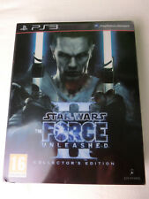 Star Wars - The Force Unleashed II 2 Collector´s Edition für PS3 Playstation 3