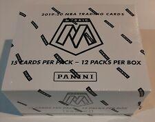 2019 20 Panini Mosaic Multi Pack Cello Box Basketball NBA Cards Factory Sealed