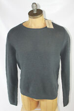AUTH Burberry London Men Wool Gray Sweater XL