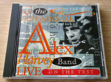 Sensational Alex Harvey Band - Live On The Test - CD Made In UK