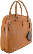 $850.00 Samsonite Black label Bayamo Leather Document Laptop Holder Bag