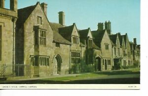 VIEW OF GREVEL'S HOUSE, CHIPPING CAMPDEN, GLOUCESTERSHIRE.