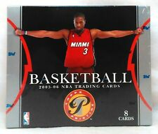 2005-06 Topps Pristine NBA Basketball Trading Cards Hard Pack
