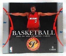 2005-06 Topps Pristine NBA Basketball Trading Cards Sealed Hard Pack
