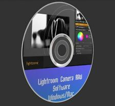 Photography Photo Camera RAW JPEG Image Photo Editing Lightzone Software & Guide