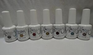 Harmony Gelish  Beauty And The Beast Collection - All 7 Shades