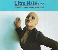 Ultra Nate - Free (1997 CD Single)