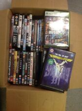 Job Lot Of 90+ Dvd And Blue Ray Xbox 360 Mixed Lot Dvds Mixed