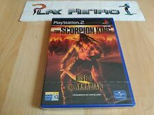 PLAY STATION 2 PS2 THE SCORPION KING RISE OF THE AKKADIAN NUEVO PAL ESPAÑA