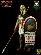 ACI Toys 1/6 Greek Hoplite_ Box Set Ver A _Bronze Helmet Warriors Ancient AT062Z