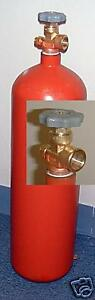 55cf Welding Tank Cylinder Bottle can be used for Argon Helium Nitrogen