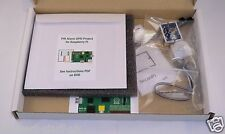 PIR Motion Alarm GPIO Project Kit for Raspberry Pi. Emails camera pics to Phone