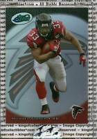 MICHAEL TURNER 2008 eTopps #5 Atlanta Falcons Card IN HAND