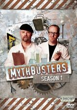 Mythbusters : Season 1 (DVD, 2008, 4-Disc Set) - Region 4