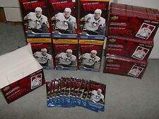 1X 2011-12 Upper Deck Victory Hockey PACK : Fresh from a box: Bulk lot available
