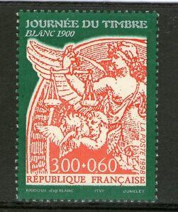 TIMBRE 3135 NEUF XX LUXE  - JOURNEE DU TIMBRE 1998 - TYPE BLANC DE 1900