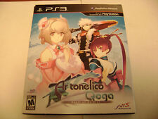 Ar Tonelico Qoga - Knell of Ar Ciel (PS3) Limited Edition with soundtrack